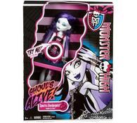 Monster High Oživlá příšerka Spectra Vondergeist M, modrá
