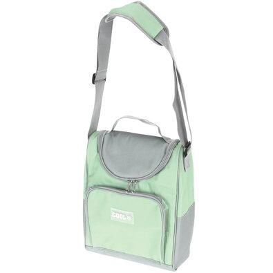 Koopman Chladicí taška Cool breeze zelená, 34 x 22 x 34 cm