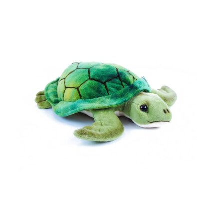 Rappa plüss teknős, 28 cm