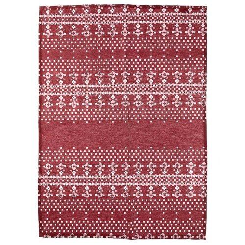 Florentyna Vánoční kuchyňská utěrka MERRY červená, 50 x 70 cm