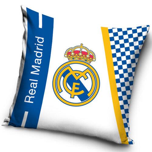 Tip Trade Polštářek FC Real Madrid Trio, 40 x 40 cm,