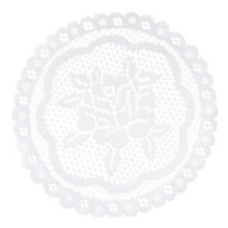 Podkładka dekoracyjna Rozalia, śred. 20 cm