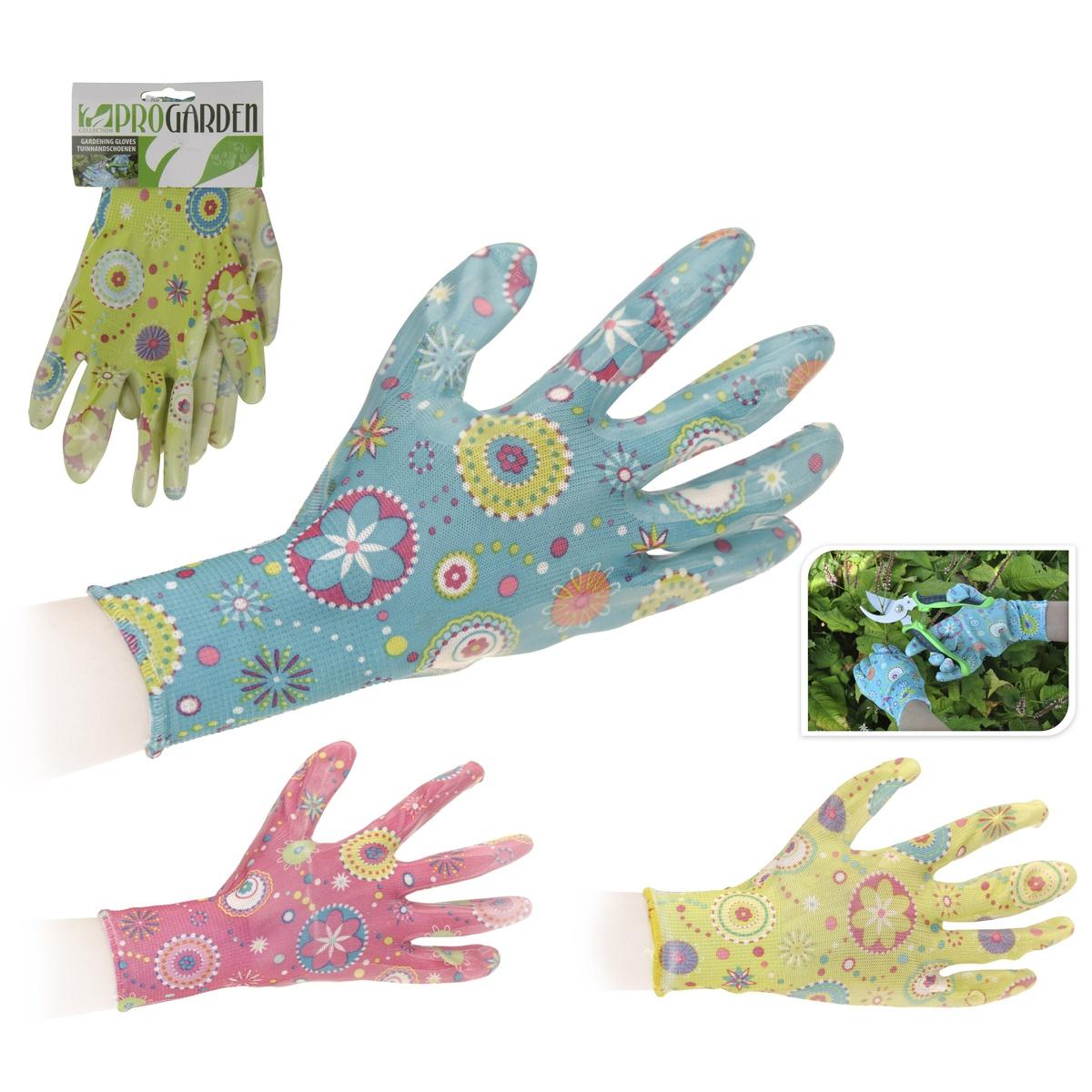 Záhradné rukavice veľkosť M,
