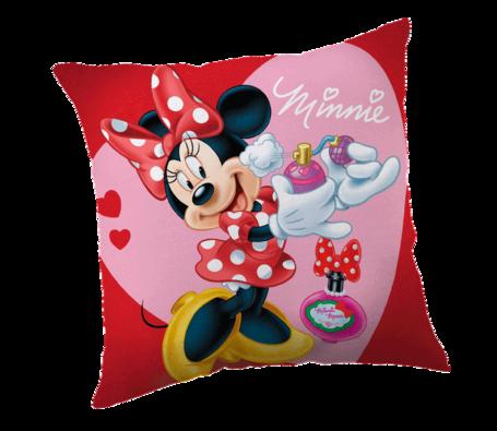 Polštářek Minnie voňavka, 40 x 40 cm