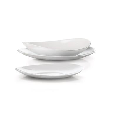 Bormioli 18dílná talířová sada Prometeo