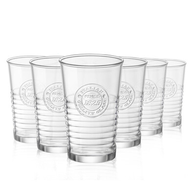 Bormioli Retro sklenice 6 ks