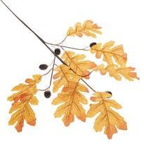 Podzimní dubová větvička, 60 cm