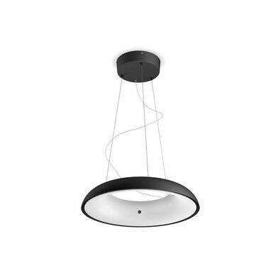 Philips Hue 40233/30/P6 závesné LED svietidlo Amaze 39 W, čierna