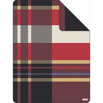s.Oliver takaró 2369/640 tengerészkék/piros, 150 x 200 cm