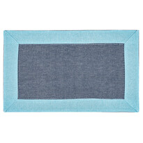 Heda alátét, kék, 30 x 50 cm