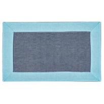 Suport farfurie Heda, albastru, 30 x 50 cm
