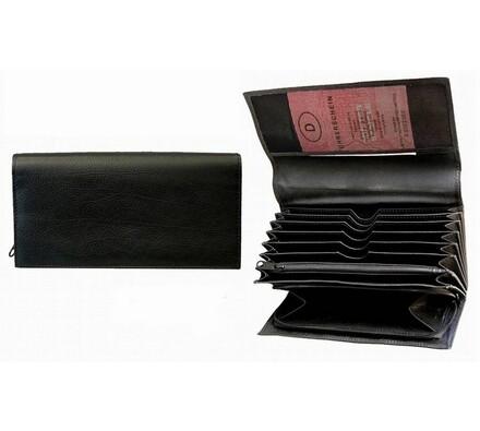 Peněženka Famito 7025 Cruz černá
