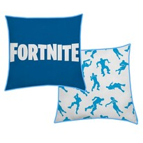 Halantex Fortnite blue 036 párna, 40 x 40 cm