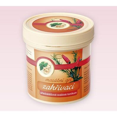 Topvet masažní gel 250 ml zahřívací