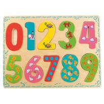 Bino Puzzle Čísla