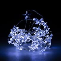 Světelný řetěz Stellare studená bílá, 40 LED
