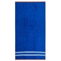 Blossom strandtörölköző kék, 90 x 170 cm