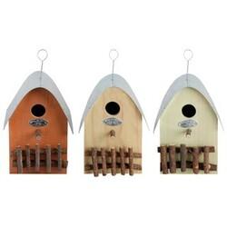 Ptačí budka dřevěná