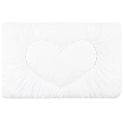 4Home Poduszka dziecięca Heart, 48 x 74 cm