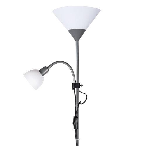 Stojací lampa Kony, 178 cm