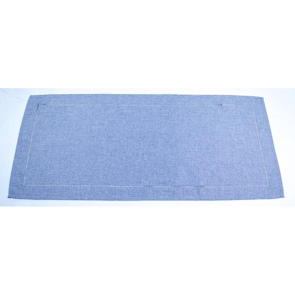 BO-MA Trading Běhoun šedá, 40 x 90 cm