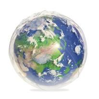 Bestway Nafukovací míč Globus zářící, 61 cm