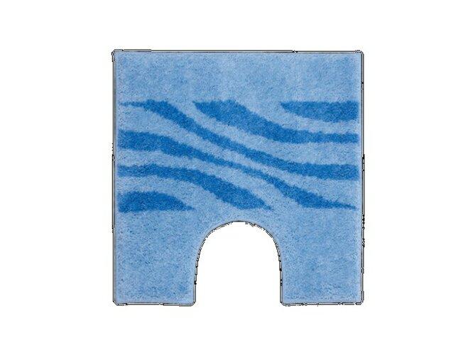 WC predložka Grund THUNI modrá, 55x55 cm
