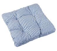 Sedák Adéla, sv. modrá kostička, 40 x 40 cm, sada 2 ks