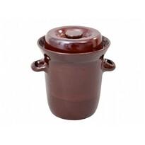 Vas ceramic pentru murături Morava, 23 l