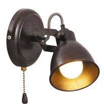 Rabalux 5962 lampa punktowa Vivienne, brązowy