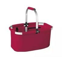 Tescoma Nákupný košík skladací SHOP!, červená