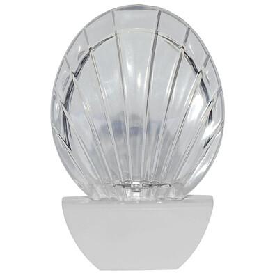 Retlux LED Noční světlo mušle modrá