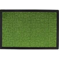 Domarex Pips Mat lábtörlő, zöld, 40 x 60 cm