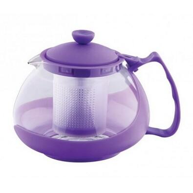 Renberg Konvice na čaj 750 ml fialová