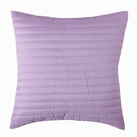 Povlak na polštářek Mondo světle fialová, 40 x 40 cm, sada 2 ks