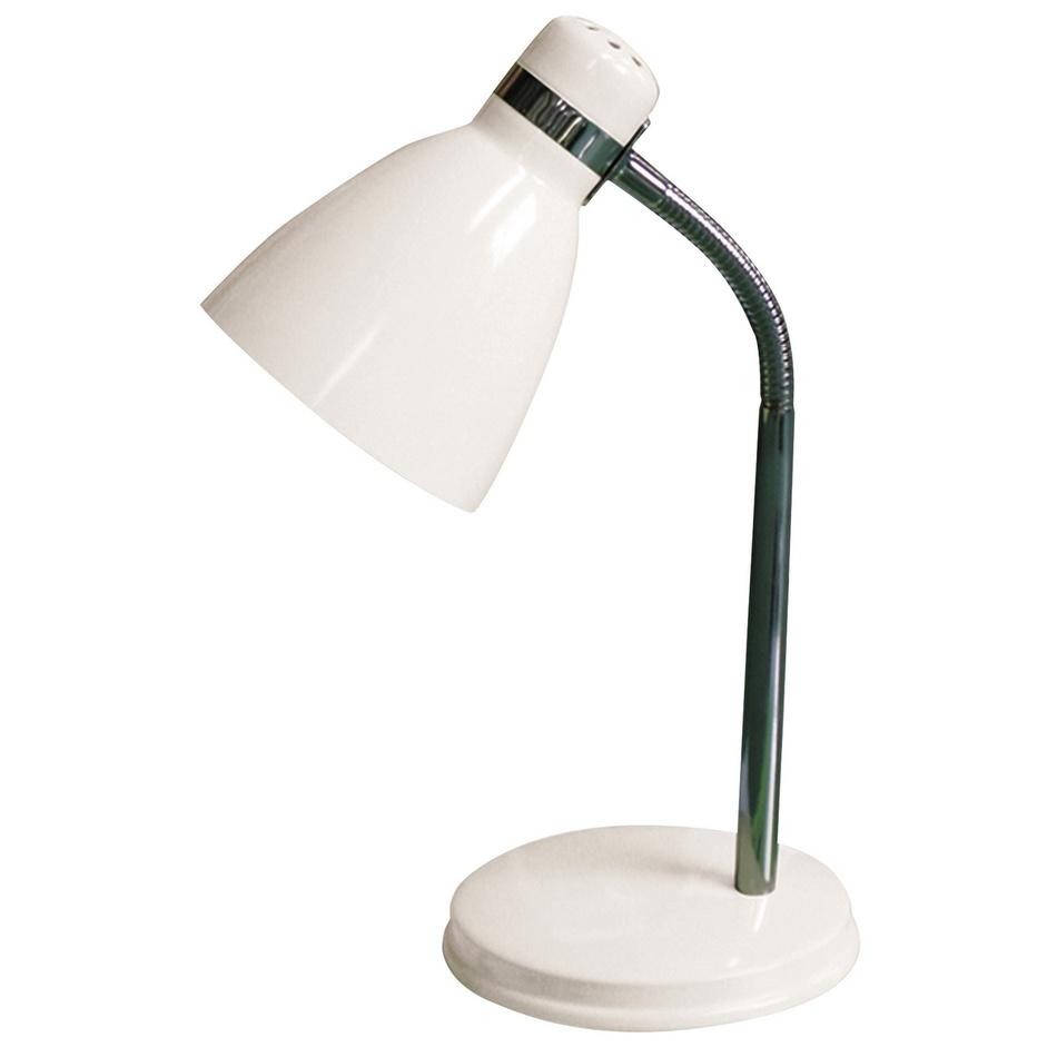 Rabalux 4205 Patric lampa stołowa, biała