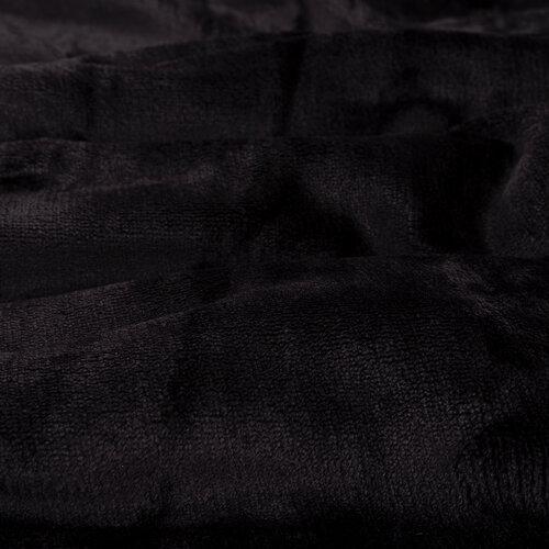 Pătură Aneta, negru, 150 x 200 cm