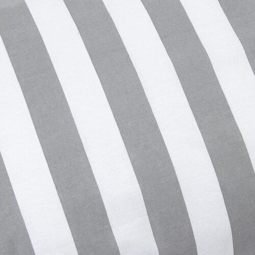 4Home obliečka na Relaxačný vankúš Náhradný manžel Stars sivá, 50 x 150 cm