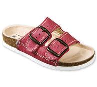 Santé Dětské zdravotní pantofle vel. 35 červené