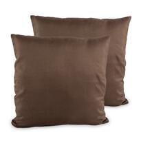 4Home Poszewka na poduszkę brązowy