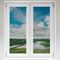 Orion Síť na okno proti hmyzu 2 ks, černá, 130 x 150 cm
