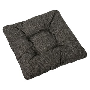 Sedák Ivo UNI černá, 40 x 40 cm