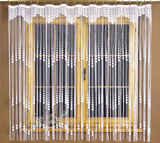4Home povrázková záclona Evita