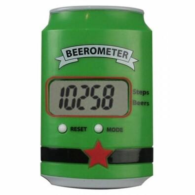 Krokoměr Beerometer