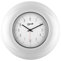 Lowell 03300B Designové nástěnné hodiny pr. 33 cm