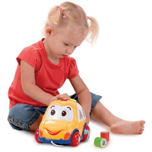 Buddy Toys BBT 3520 Vkládačka Auto, žlutá