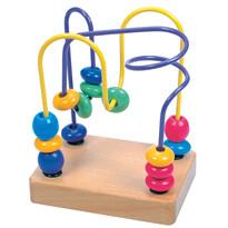Joc dexteritate labirint Bino, galben