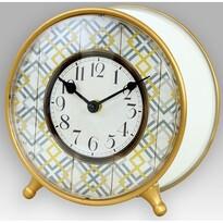 Stolné hodiny Lozenge, pr. 21 cm