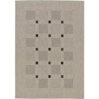 Kusový koberec Floorlux silver/black 20079