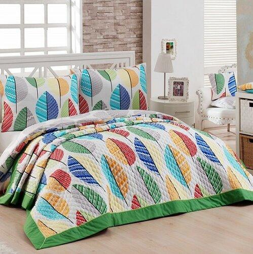 Matějovský Přehoz na postel Happy, 140 x 220 cm
